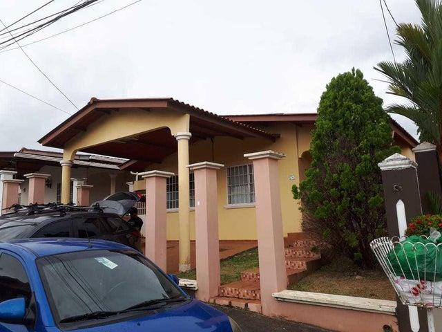 Casa / Venta / Panama / Brisas Del Golf / FLEXMLS-18-4732