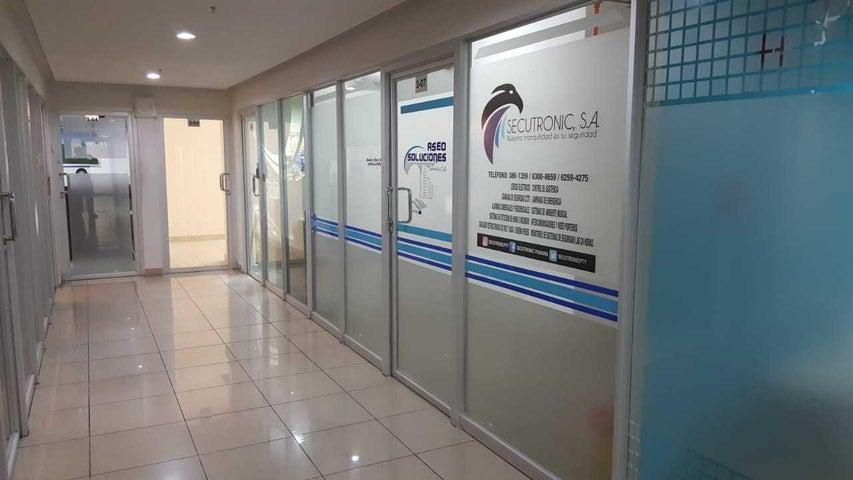 PANAMA VIP10, S.A. Oficina en Venta en Via Espana en Panama Código: 18-68 No.3