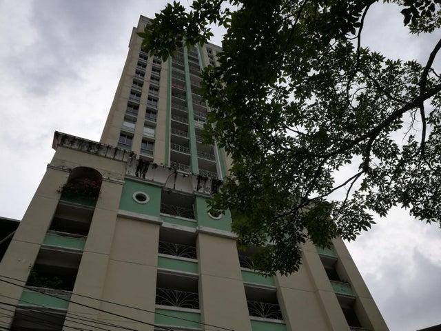 Apartamento / Alquiler / Panama / El Cangrejo / FLEXMLS-18-5228