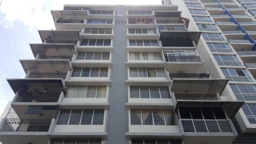 Apartamento / Alquiler / Panama / El Cangrejo / FLEXMLS-18-5644