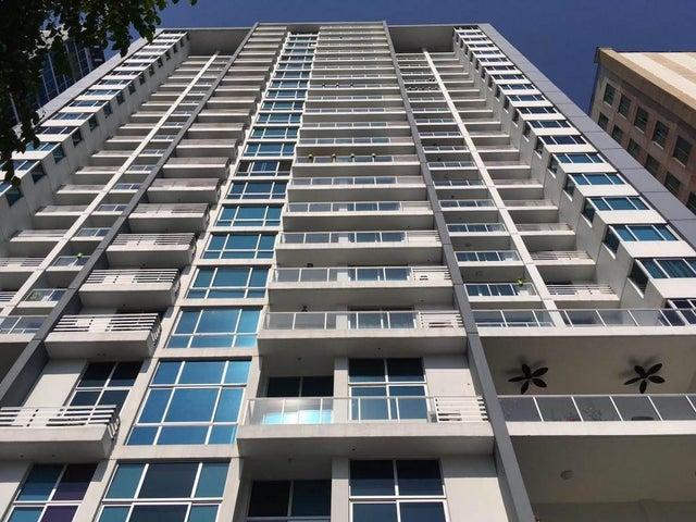 Apartamento / Alquiler / Panama / El Cangrejo / FLEXMLS-18-5659