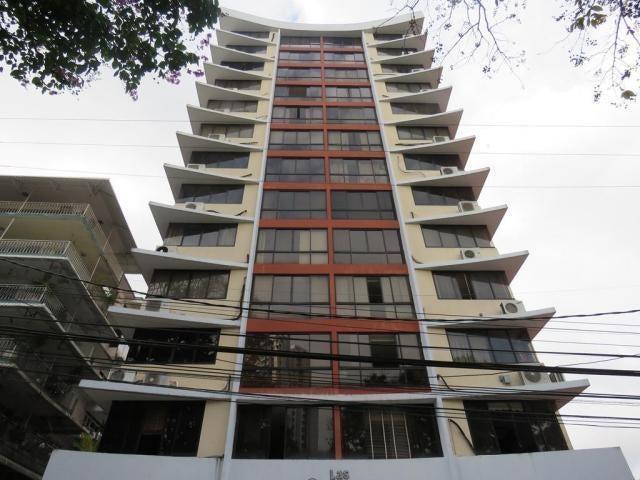 Apartamento / Alquiler / Panama / El Cangrejo / FLEXMLS-18-5698