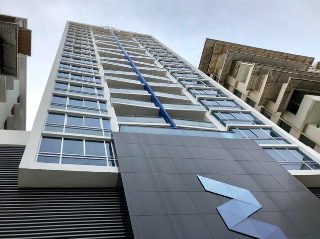 Apartamento / Alquiler / Panama / El Cangrejo / FLEXMLS-18-6029