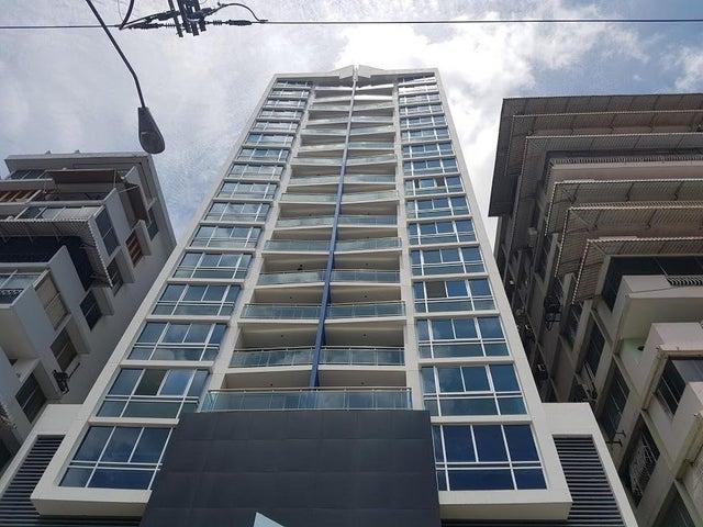 Apartamento / Alquiler / Panama / El Cangrejo / FLEXMLS-18-6154