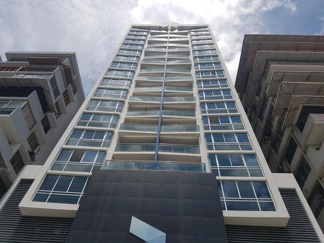 Apartamento / Alquiler / Panama / El Cangrejo / FLEXMLS-18-6201