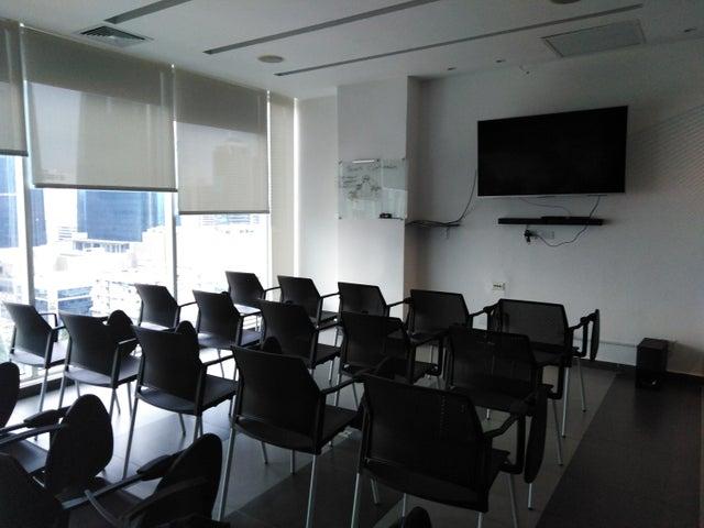 PANAMA VIP10, S.A. Oficina en Venta en Obarrio en Panama Código: 17-3717 No.6