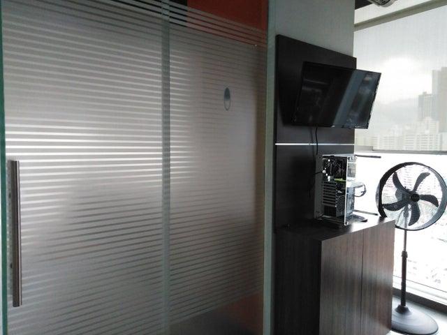 PANAMA VIP10, S.A. Oficina en Venta en Obarrio en Panama Código: 17-3717 No.9