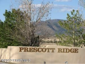 One of Prescott Valley Homes for Sale at 0  Ringtail,Lot 49b