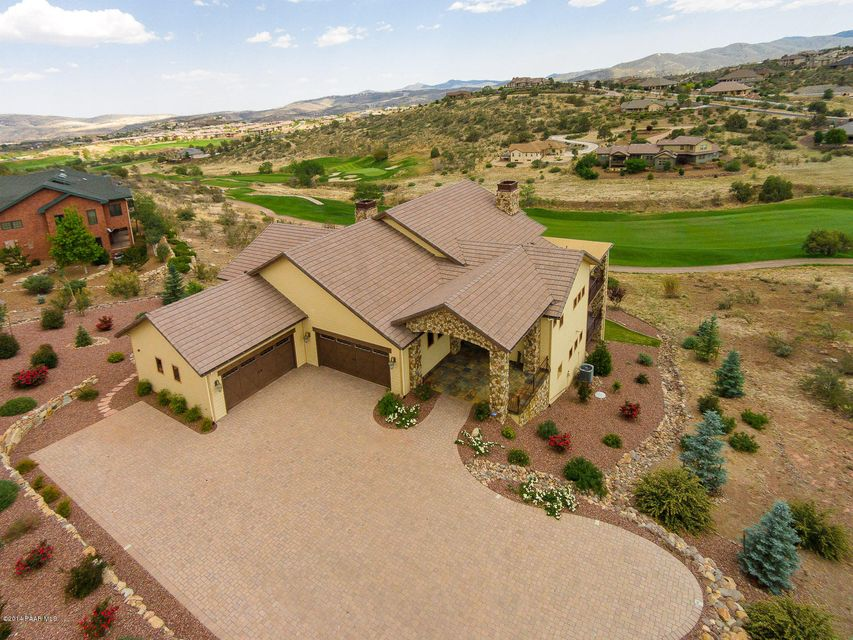 MLS 979436 1021 Vantage Point Circle Building 1021, Prescott, AZ Golf Luxury