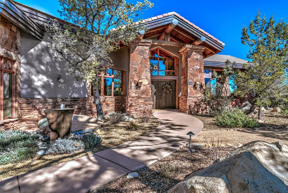 MLS 984028 2276 Lichen Ridge Lane Building 2276, Prescott, AZ Prescott AZ Adult Community