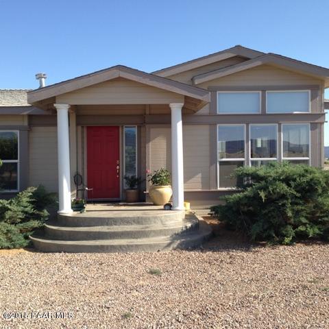 MLS 982418 26775 Falcon Way Building 26775, Paulden, AZ Paulden AZ Ranch
