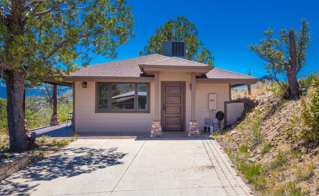 MLS 988600 1847 Camino Cielo Building 1847, Prescott, AZ Prescott AZ Equestrian