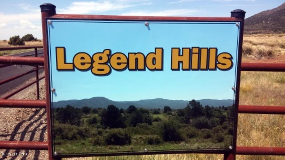 10e N Legend Hills Road Prescott Valley, AZ 86315 - MLS #: 990279