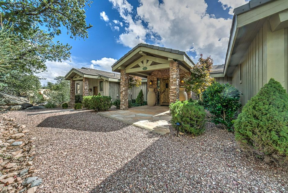 MLS 990729 553 Lodge Trail Circle Building 553, Prescott, AZ Prescott AZ Gated