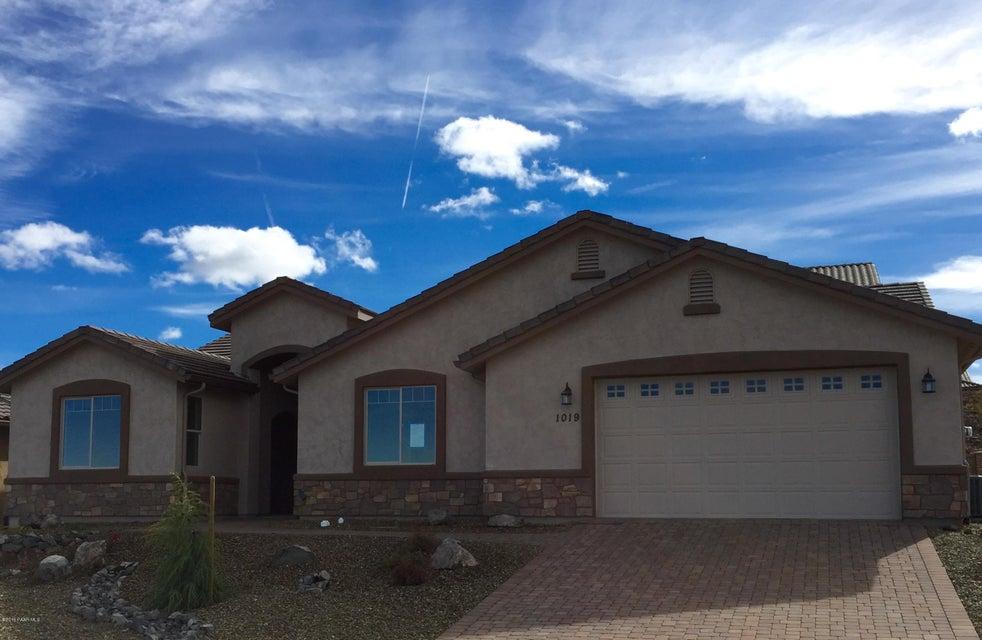 MLS 989751 1019 Queen Ann Drive Building 1019, Prescott, AZ Prescott AZ Reserve At Willow Hills