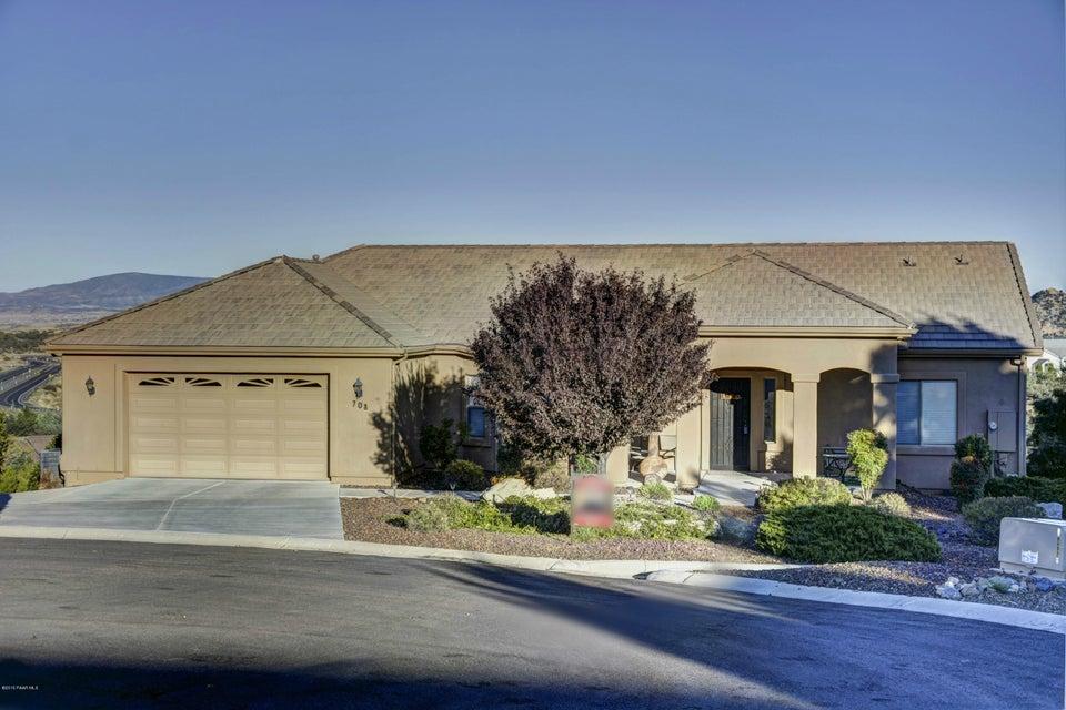MLS 991183 708 Parsley Place Building 708, Prescott, AZ Prescott AZ Pinon Oaks
