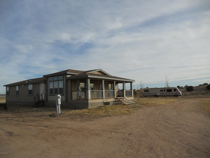 MLS 992485 25611 Champagne  Parcels 95 B& 121f Lane Building, Paulden, AZ Paulden AZ Ranch