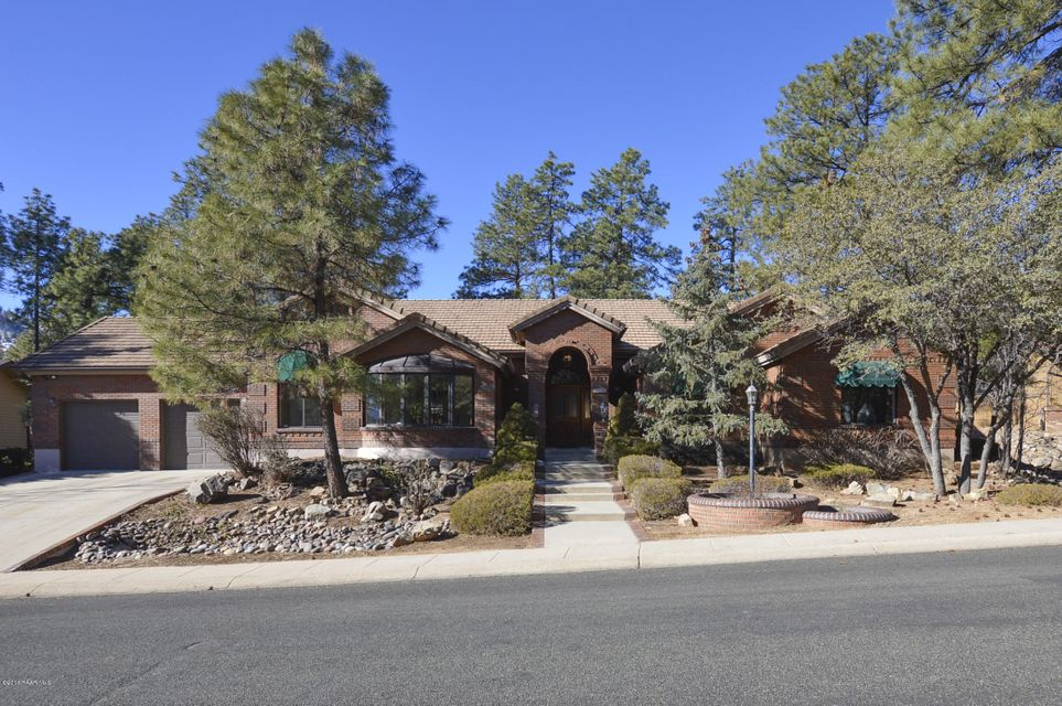 MLS 992808 1102 Blue Granite Lane Building 1102, Prescott, AZ Prescott AZ Timber Ridge