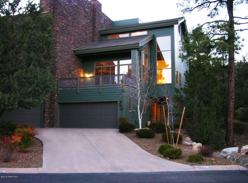 MLS 993241 762 Hideaway Lane Building 762, Prescott, AZ Golf Condo or Townhome