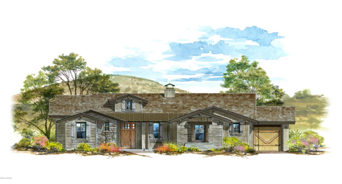MLS 993358 15325 Chloe Trail Building 15325, Prescott, AZ Golf Newly Built