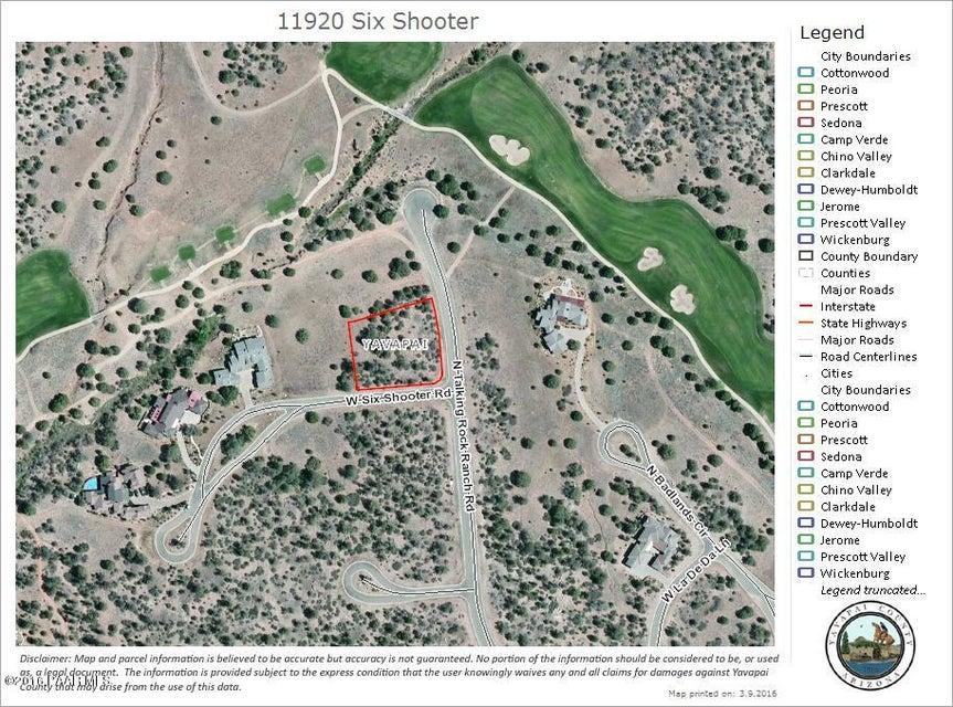 11920 W Six Shooter Road Prescott, AZ 86305 - MLS #: 993330