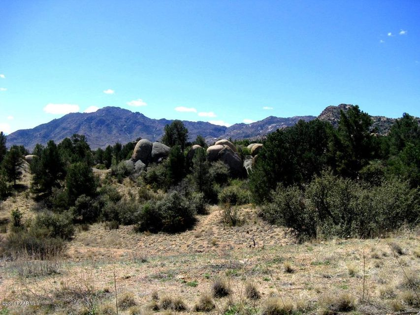 144 Acres E Nature Creek Road, Prescott, Arizona