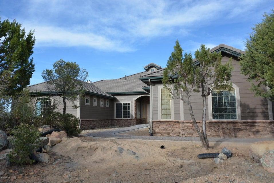 MLS 994543 847 Mavrick Mountain Trail Building 847, Prescott, AZ Prescott AZ Golf
