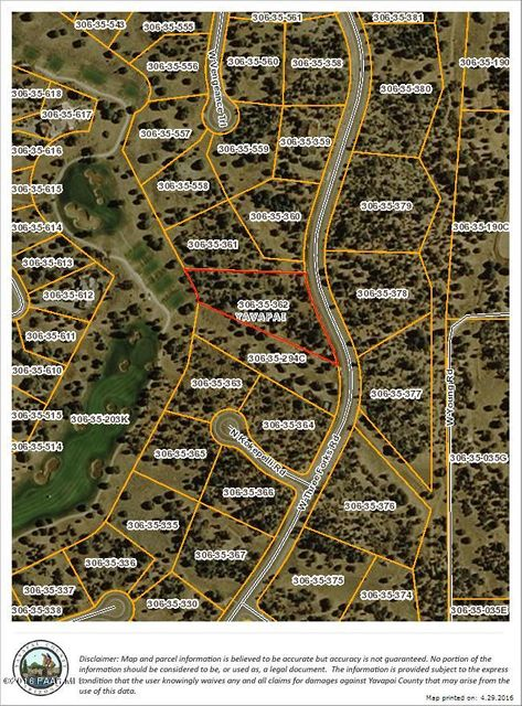 5090 W Three Forks Road Prescott, AZ 86305 - MLS #: 994748