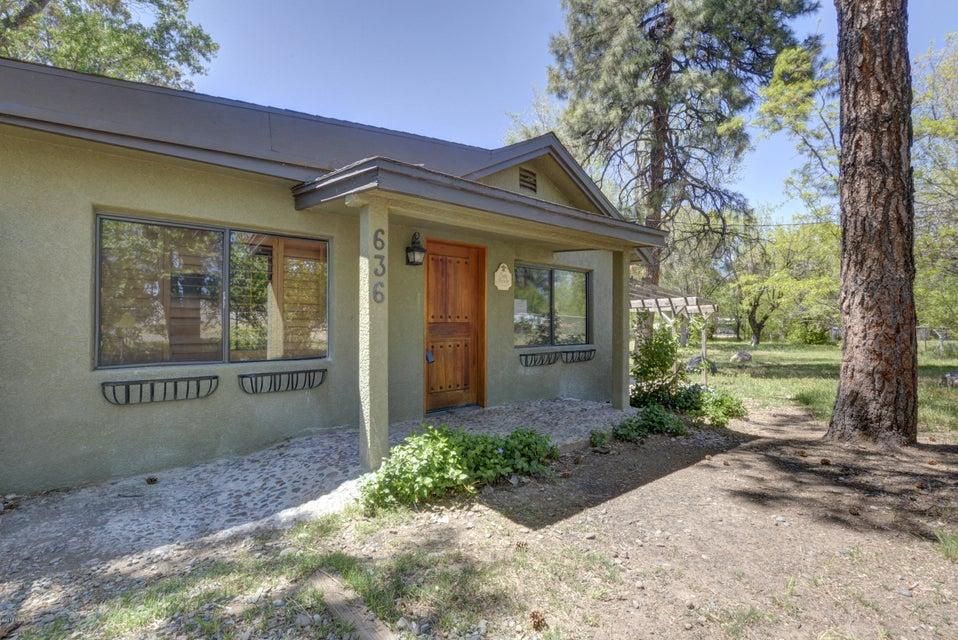MLS 995084 636 Dougherty Street Building 636, Prescott, AZ Prescott AZ Affordable