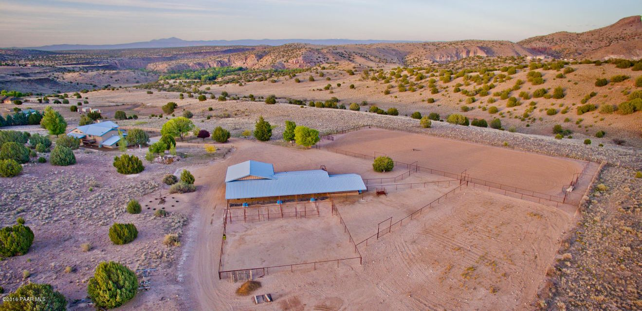 MLS 995426 1412 Reata Trail Building 1412, Chino Valley, AZ Chino Valley AZ Ranch