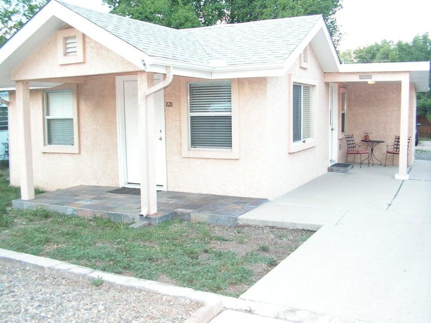 MLS 995477 821 Lincoln Avenue Building 821, Prescott, AZ Prescott AZ Affordable