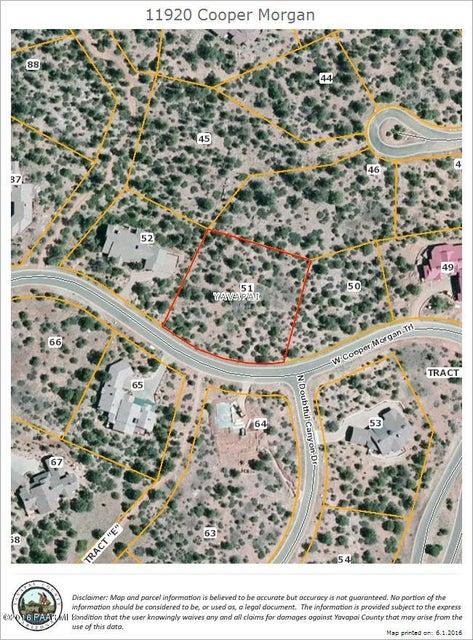 11920 W Cooper Morgan Trail Prescott, AZ 86305 - MLS #: 995670