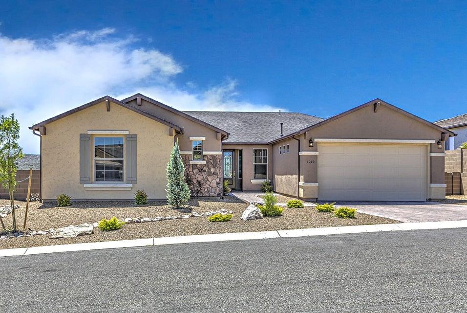 1020 N Wide Open Trail, Prescott Valley Az 86314