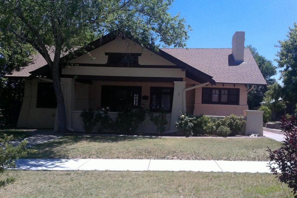 107 N Mount Vernon Avenue, Prescott Az 86301