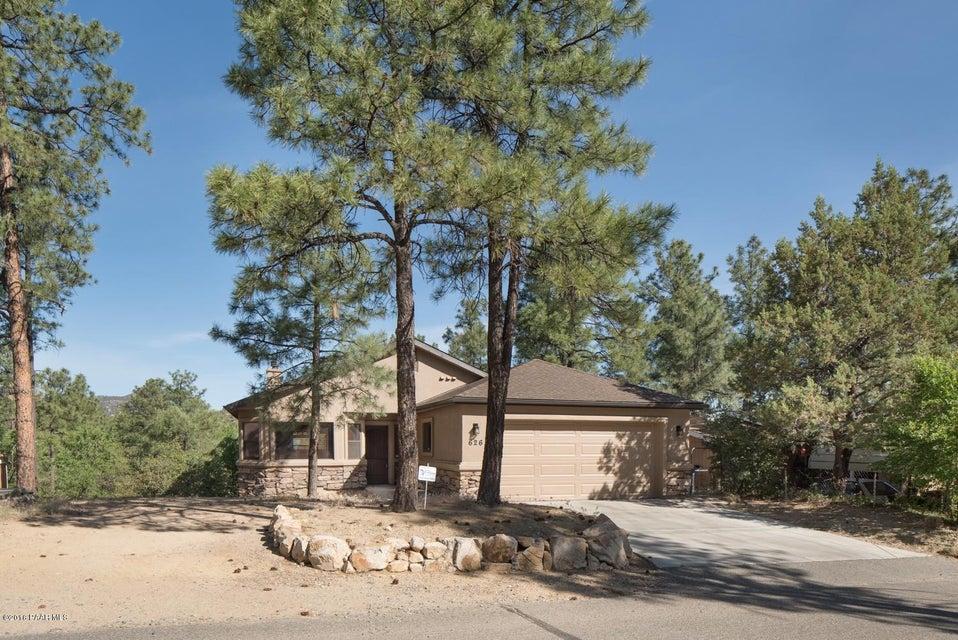 MLS 995792 626 Tiburon Drive Building 626, Prescott, AZ Prescott AZ Hassayampa Mountain Club