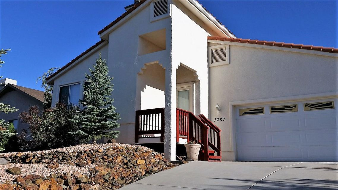 MLS 995661 1287 Annolen Place Building 1287, Prescott, AZ Prescott AZ Cliff Rose