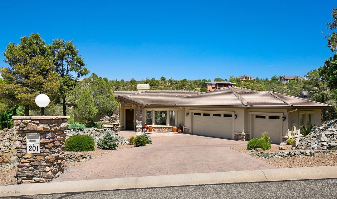 MLS 995775 201 Sleepyglen Circle Building 201, Prescott, AZ Prescott AZ Ranch At Prescott