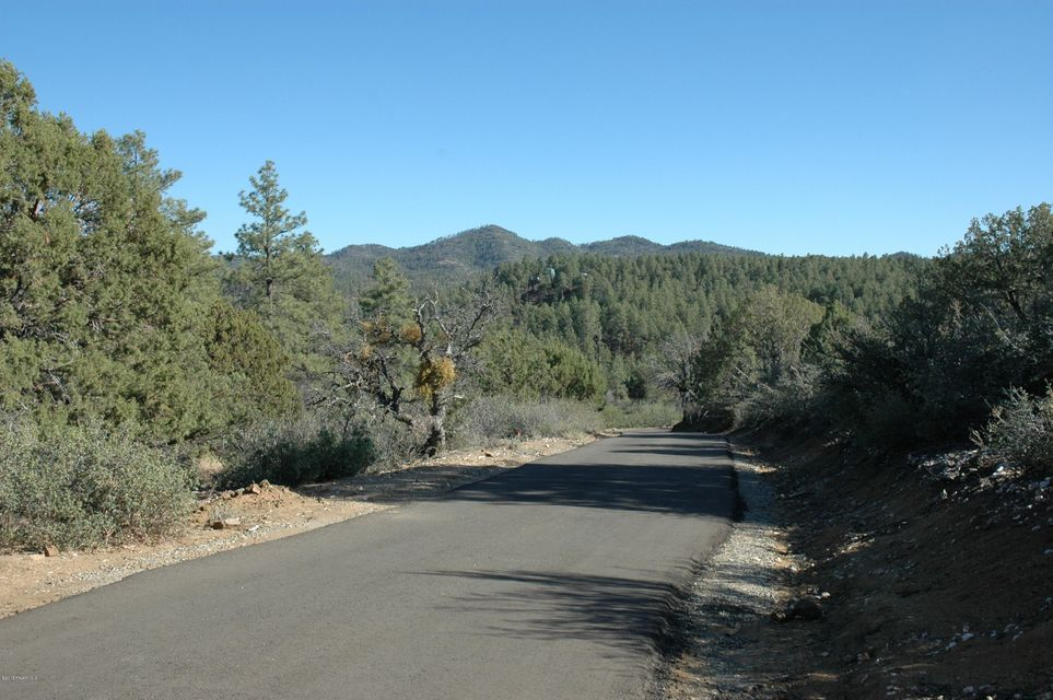 Lot 5 Lonesome Hawk Drive Prescott, AZ 86305 - MLS #: 996278