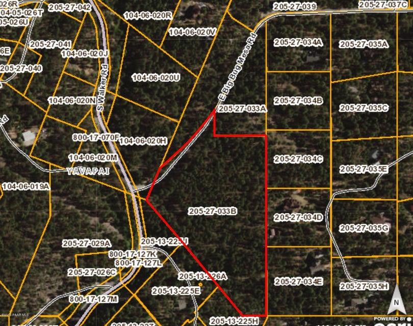 5881 S Walker Road Prescott, AZ 86303 - MLS #: 996281