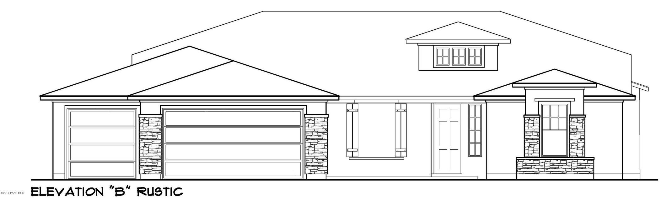 7290 E Sienna Springs Lane, Prescott Valley Az 86314