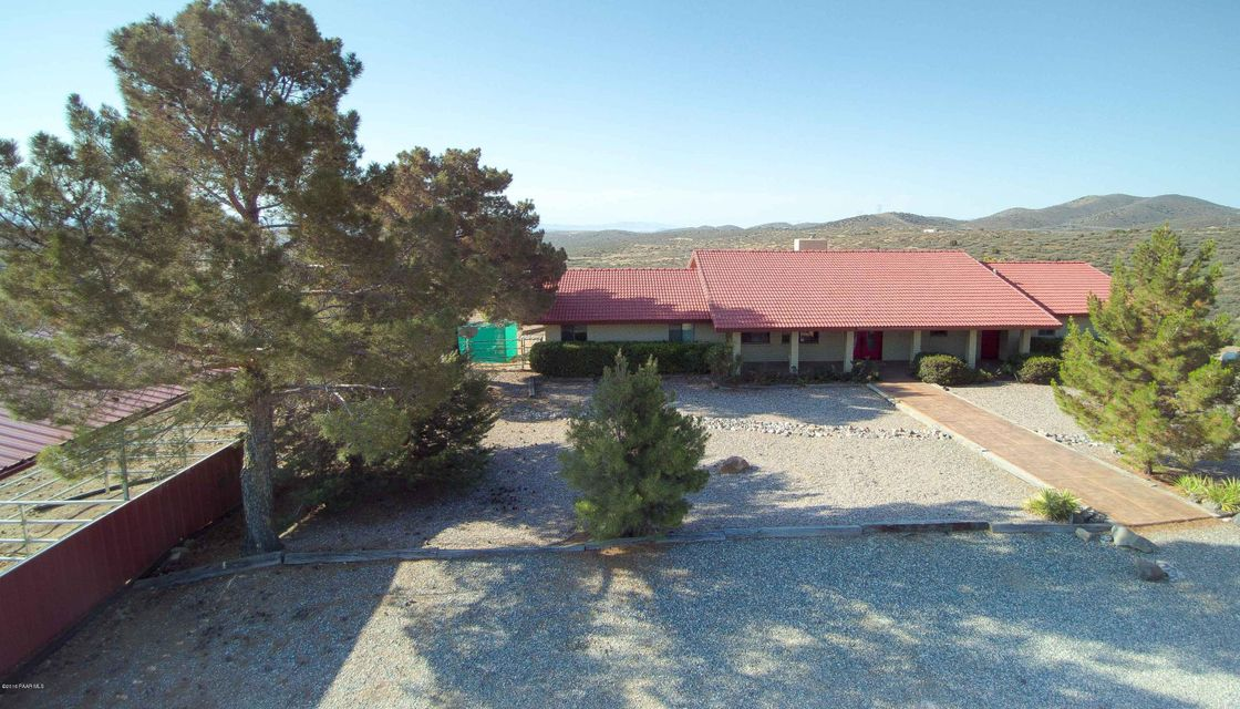 MLS 996708 1725 Orme Road Building 1725, Dewey-Humboldt, AZ Ranch Four Bedroom
