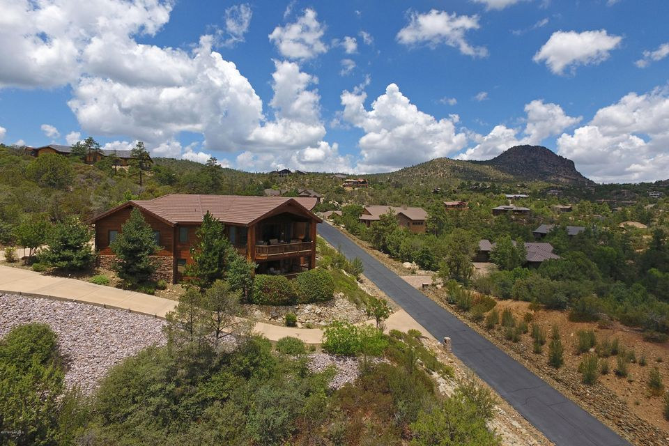 MLS 996627 2206 Forest Mountain Road Building 2206, Prescott, AZ Prescott AZ View