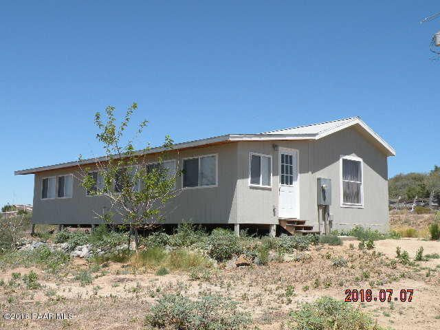 MLS 996706 8125 Hampton Road Building 8125, Wilhoit, AZ Wilhoit AZ Manufactured Mobile Home