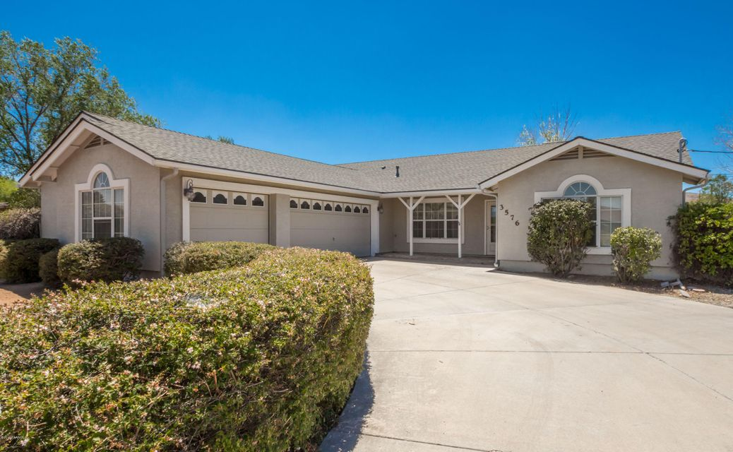 3576 N Pleasant View Drive, Prescott Valley Az 86314