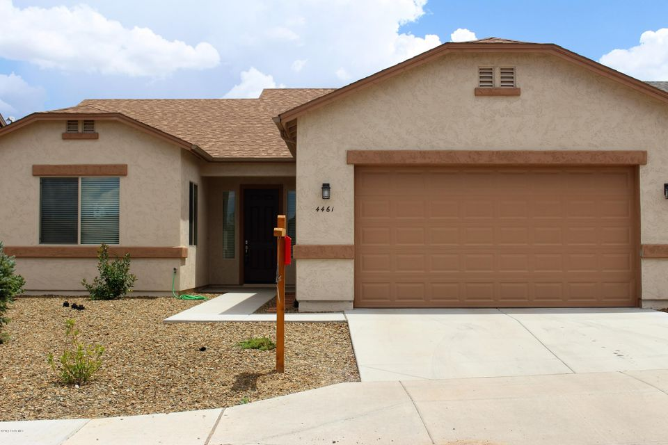 4461 N Chadds Ford Road, Prescott Valley Az 86314