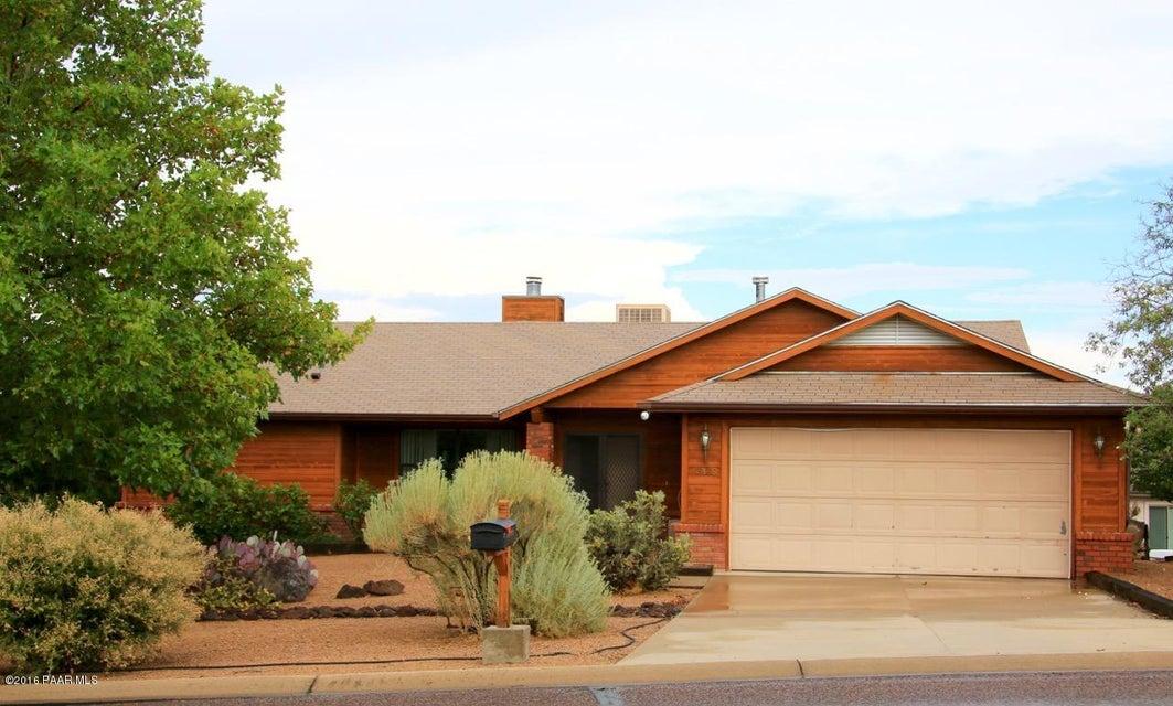 3129  Montana Drive, Prescott Az 86301