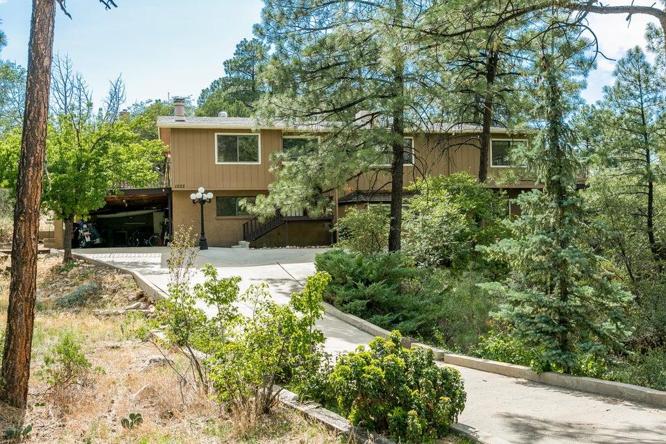 MLS 997393 1222 Hopi Drive Building 1222, Prescott, AZ Prescott AZ Mountain Club Estates
