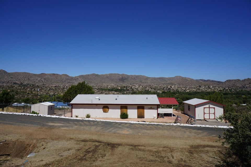 MLS 997565 22818 Crest Way Building 22818, Yarnell, AZ Ranch Affordable