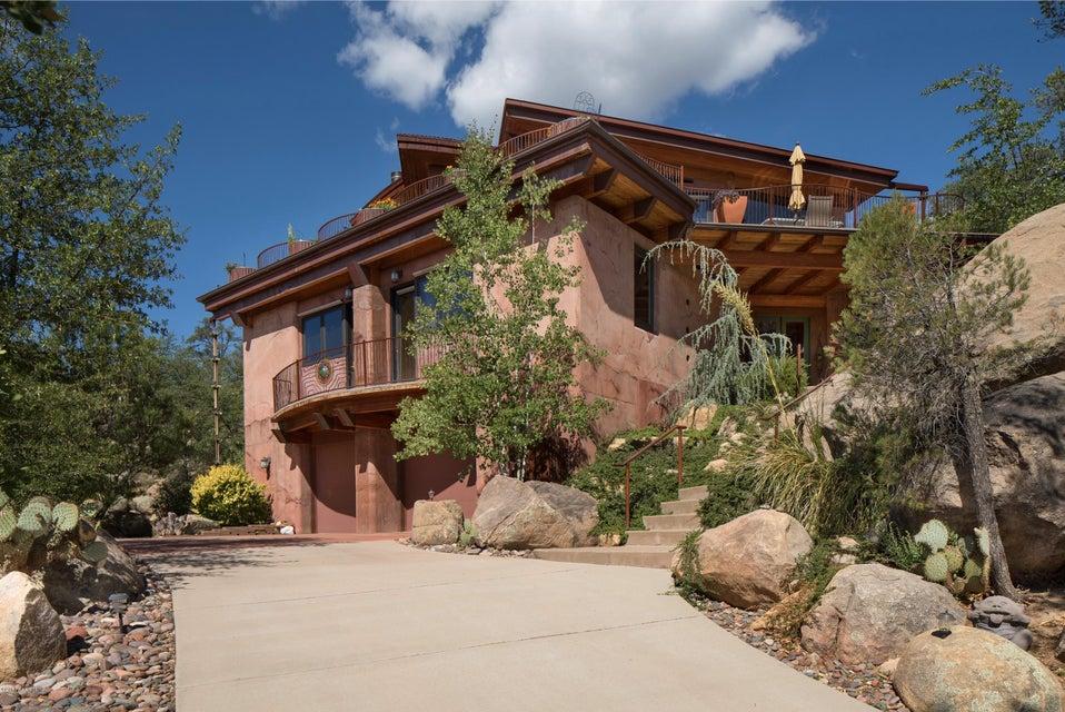MLS 997660 129 Apollo Heights Drive Building 129, Prescott, AZ Prescott AZ View