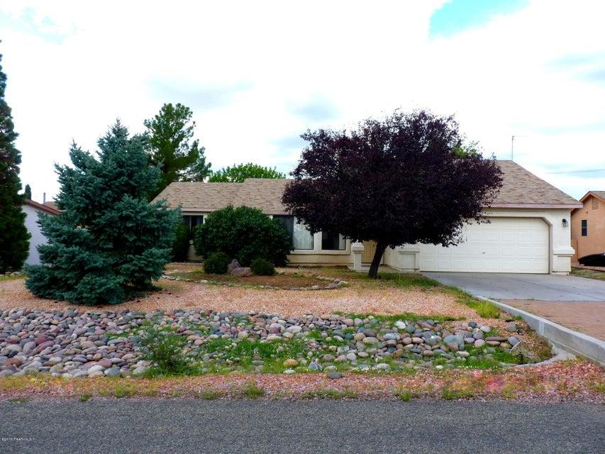3414 N Zircon Drive, Prescott Valley Az 86314
